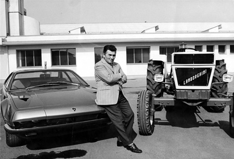 ferruccio-lamborghini-1 Auto e miti: Ferruccio Lamborghini