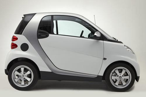 Ecco La Versione White Edition Della Smart Fortwo