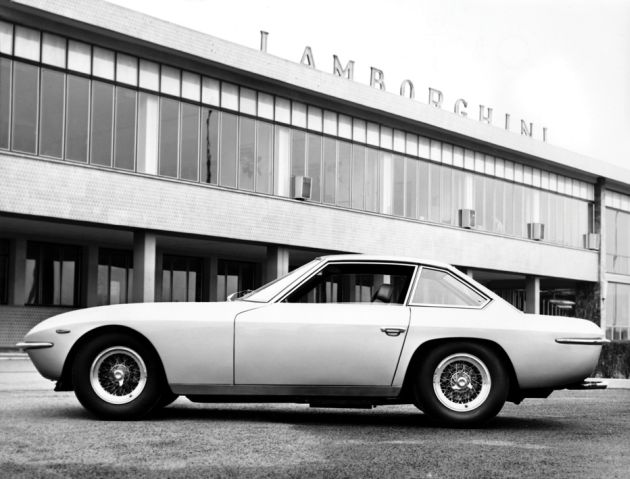 1968_lamborghini_islero Modelli Lamborghini: le auto prodotte dalla nascita ad oggi