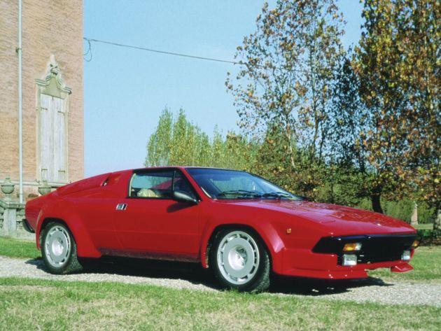 1981_lamborghini_jalpa Modelli Lamborghini: le auto prodotte dalla nascita ad oggi