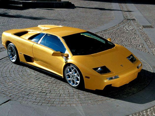1990_lamborghini_diablo Modelli Lamborghini: le auto prodotte dalla nascita ad oggi