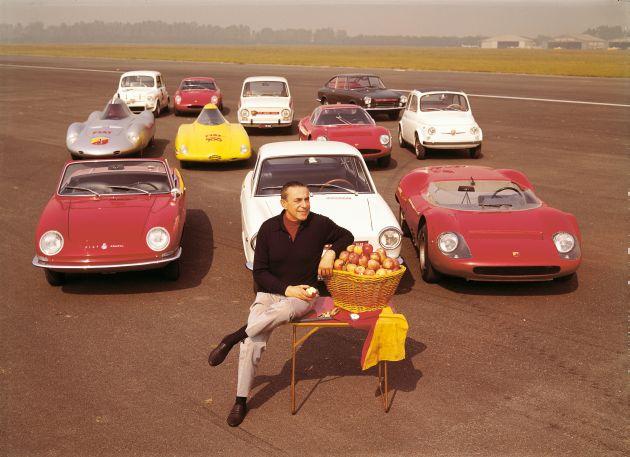storia abarth tutte le auto