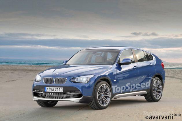 ricostruzione_grafica_bmw_x4 BMW: nuove indiscrezioni sulla inedita X4