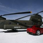 Ferrari FF in quota sulla neve1 150x150