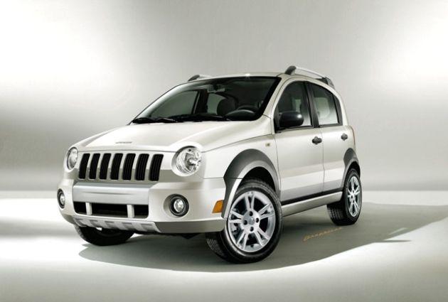 Jeep La Suv Di Piccole Dimensioni Nel 2013