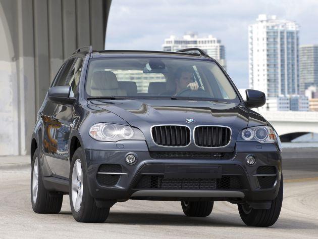 bmw_x5 BMW: nel 2014 la nuova generazione delle X5 e X6