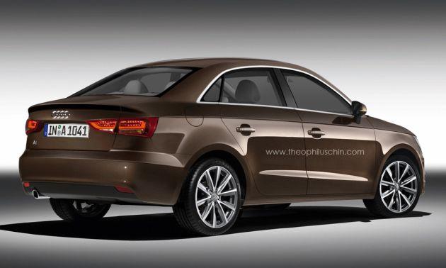 Audi A1 La Futura Rs1 E L Ipotetica Berlina