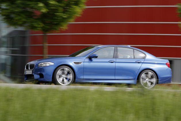 nuova_bmw_m5 BMW: le novità più imminenti
