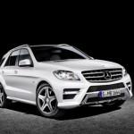 Mercedes ML: ecco la nuova generazione