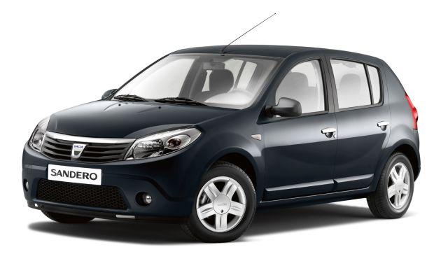 dacia_sandero Auto economiche 2012: auto a basso costo sotto i 10.000 euro listino aprile
