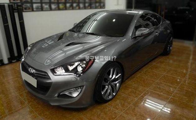 hyundai_genesis_coupe_foto_spia I piani di Hyundai e Kia per il futuro