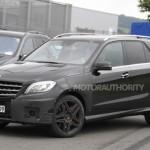 Mercedes: in arrivo le nuove ML AMG e SL