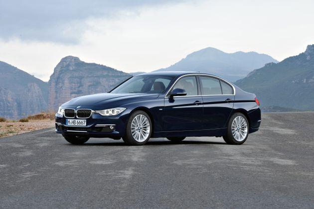 nuova_bmw_serie_3_01 BMW Serie 3 MY 2012: listino prezzi e video del modello F30