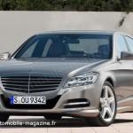 Mercedes: render per la nuova Classe S e l'inedita MLC