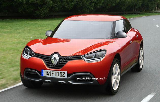 renault_captur_render Renault Captur: render della versione di serie