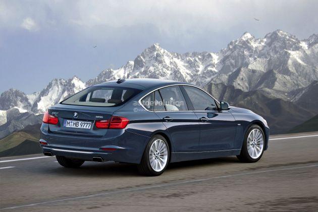 bmw_serie_3_gt_render BMW Serie 3: il render della Gran Turismo