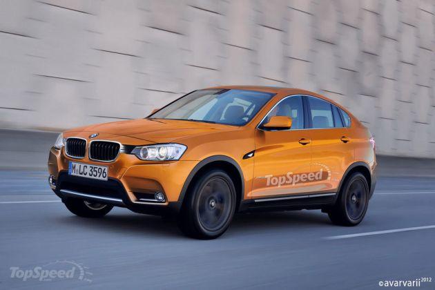 bmw_x4_render BMW: i render dell'inedita X4 e della nuova X5