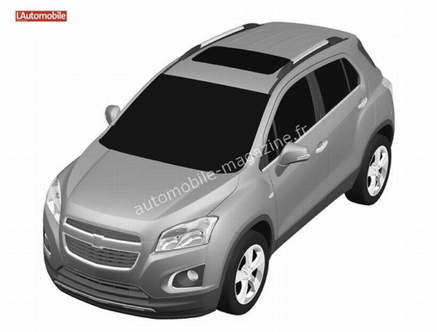 Chevrolet: in arrivo la gemella della Opel Mokka