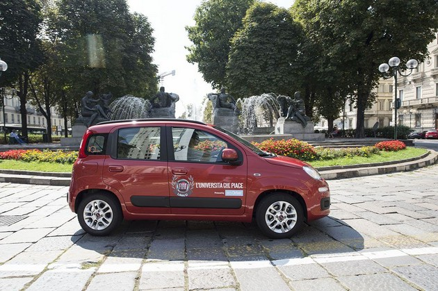 """Fiat_Likes_U_car_sharing Fiat organizza """"car sharing"""" per studenti"""