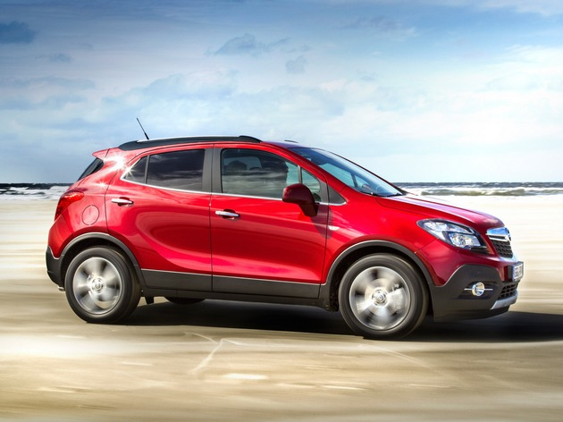 opel-mokka-suv-2013 Opel Mokka: quel che mancava a Opel (e al mercato dell'auto)