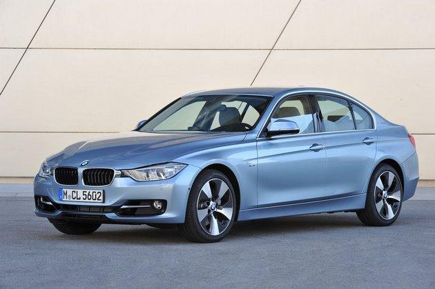 BMW-ActiveHybrid-3-Serie-3-Ibrida-2013 Bmw ActiveHybrid 3: motore termico ed elettrico insieme per diminuire i consumi