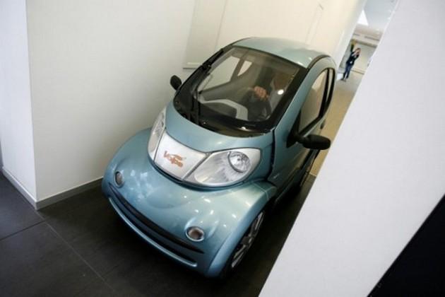 auto-elettrica-zagato-volpe-2013 Zagato Volpe: l'auto elettrica più piccola e più economica