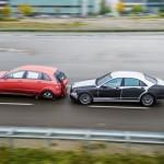 Le nuove tecnologie della Mercedes Classe S 2013