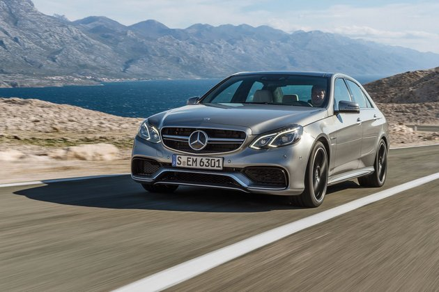 mercedes-e-63-amg-berlina-restyling-2013 In arrivo la Mercedes E 63 AMG Restyling 2013