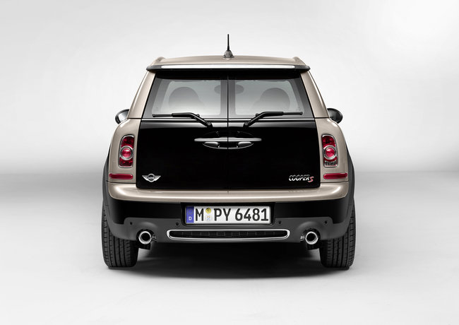 mini clubman bond street 4