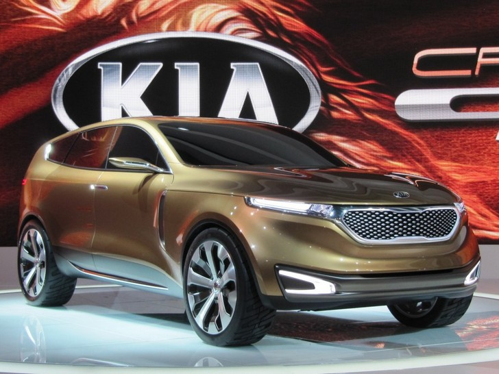kia-cross-gt-concept-2013-chicago-auto-show Cross Gt Concept, il nuovo Suv premium di Kia