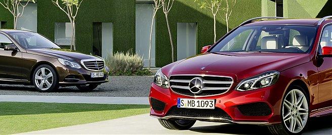 mercedes-classe-e-2013 Mercedes Classe E 220 CDI: le novità del restyling 2013