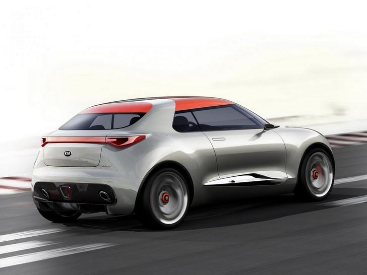 Kia-Provo-concept Kia provo concept, la compatta sportiva ibrida del Salone di Ginevra