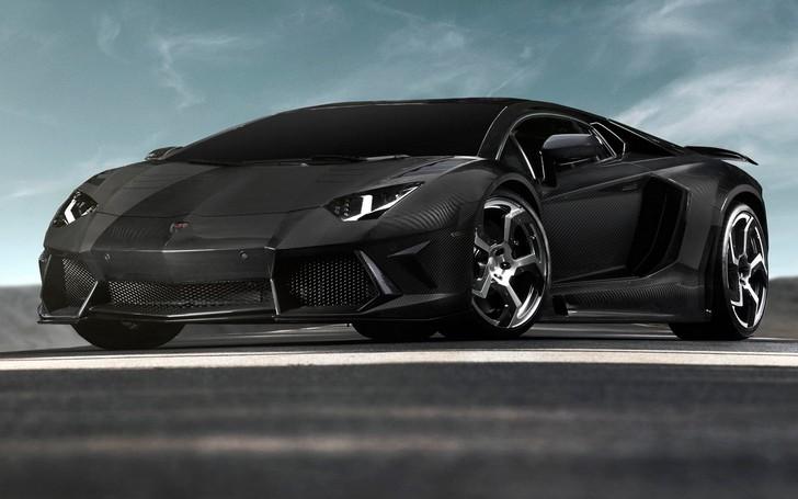 mansory-carbonado-lamborghini-aventador Mansory Carbonado, la Lamborghini Aventador si riveste di carbonio