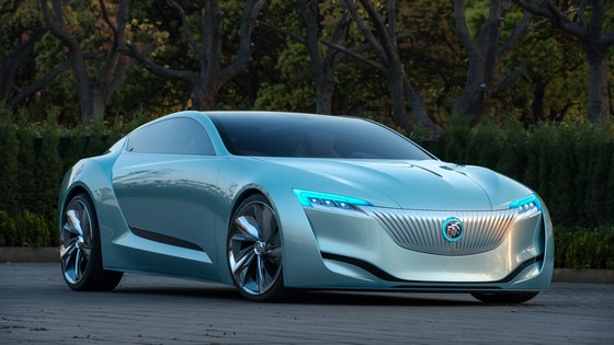 New Buick Riviera concept