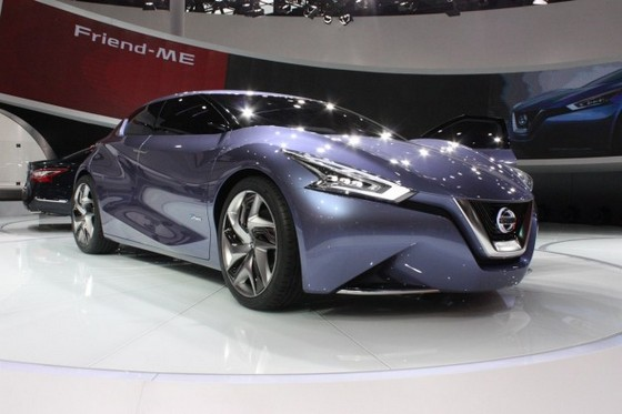 nissan-friend-me-concept Friend-Me: Nissan punta con decisione al mercato cinese
