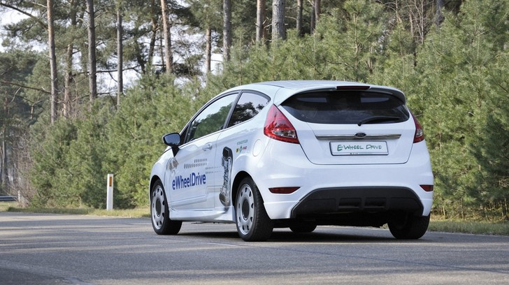 schaeffler-ford-fiesta-electric