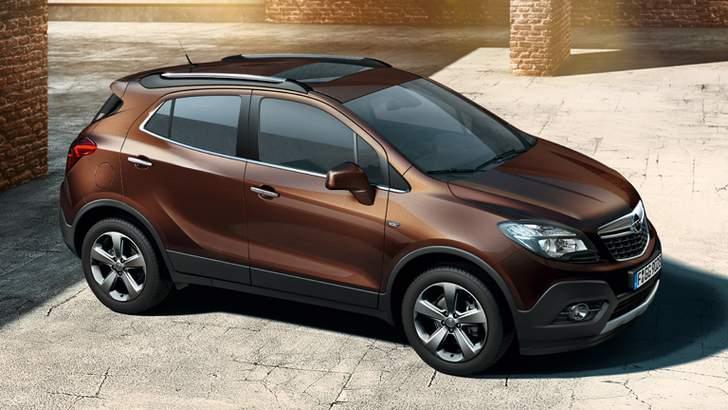 Opel Mokka crossover 2014