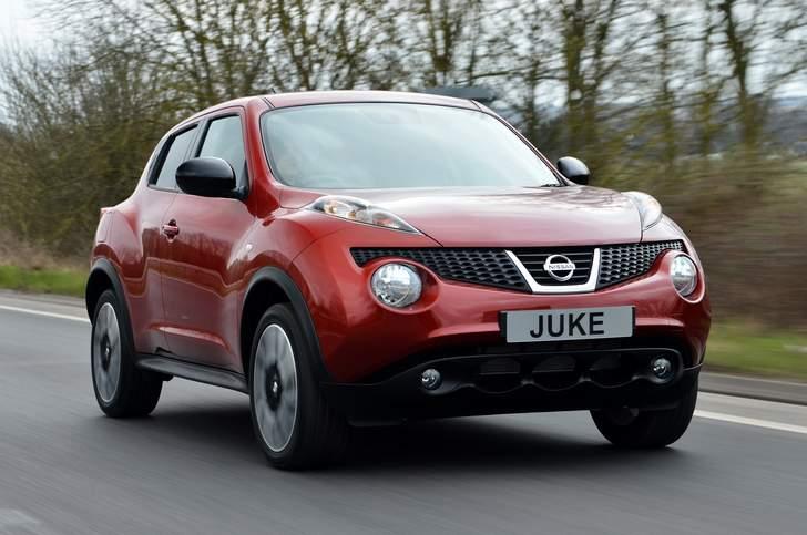 crossover-2014-nissan-juke-diesel-s Suv compatti economici 2014 con prezzo intorno ai 20.000 euro