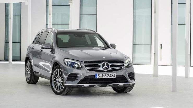 Suv Crossover Mercedes 2016: nuova gamma GLA, GLC, GLE