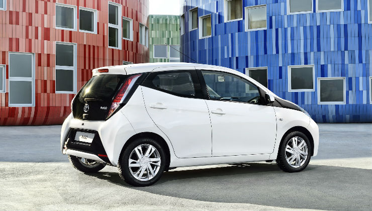 5 City Car piccole ed economiche 2016