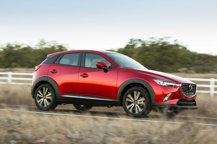 2016-Mazda-CX-3 SUV Economici: Nuovi Modelli sui 20.000 Euro