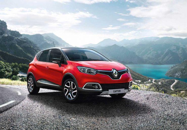 2016-Renault-Captur SUV Economici: Nuovi Modelli sui 20.000 Euro