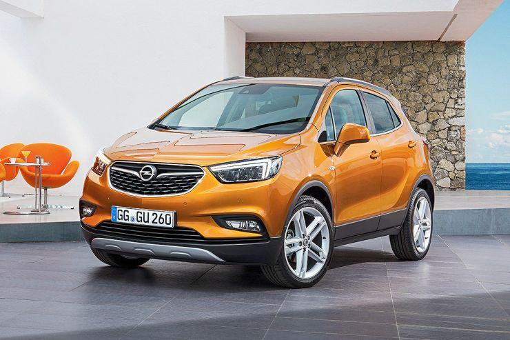Opel-Mokka-X-2016 SUV Economici: Nuovi Modelli sui 20.000 Euro