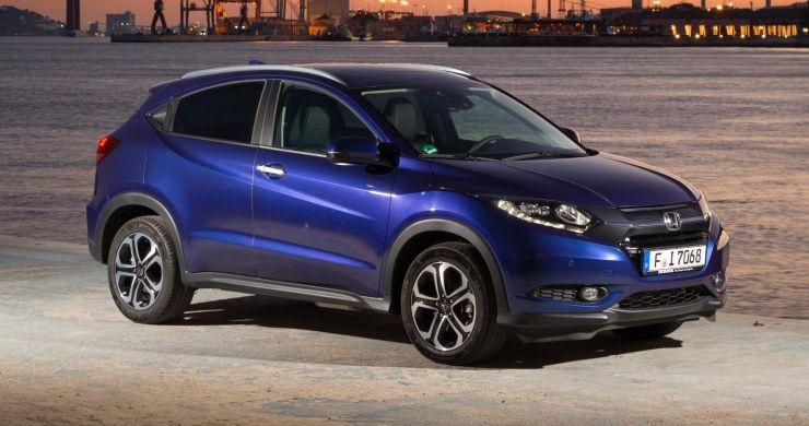 honda-hr-v SUV Economici: Nuovi Modelli sui 20.000 Euro