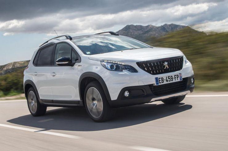 peugeot-2008-2016 SUV Economici: Nuovi Modelli sui 20.000 Euro
