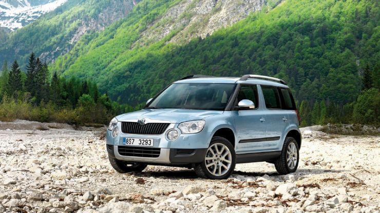 skoda-yeti-2016 SUV Economici: Nuovi Modelli sui 20.000 Euro