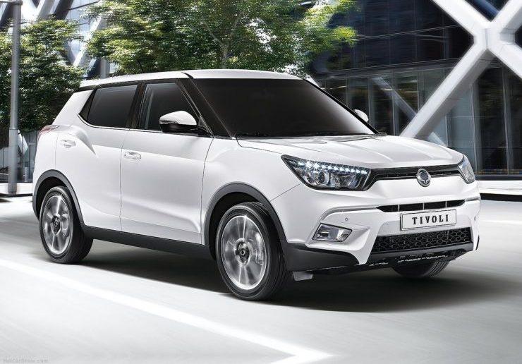 ssangyong-tivoli-2016-e1476049700808 SUV Economici: Nuovi Modelli sui 20.000 Euro
