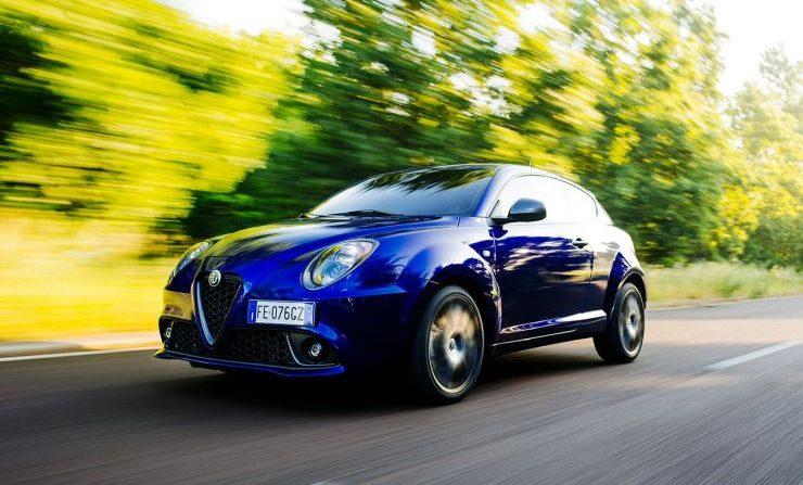 Alfa Romeo nuova Mito scheda tecnica