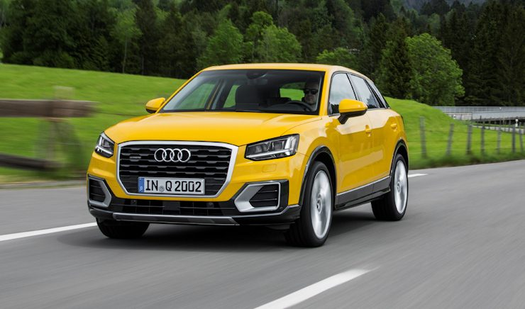 SUV Audi 2017: Tutti i Modelli a Listino