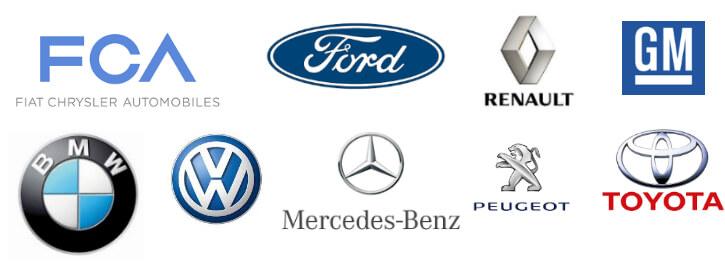 Gruppi Automobilistici: quali sono i più grandi del Mondo